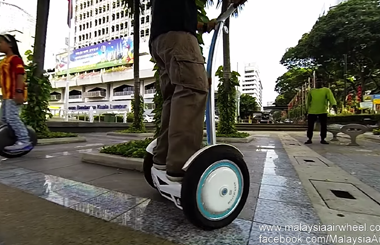 self-balancing unicycle,Airwheel S3